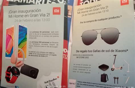 Xiaomi Store Barcelona sembrará el caos - Androidealmando.com