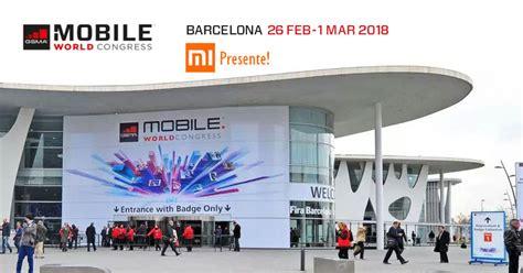 Xiaomi tendrá presencia en MWC 2018, se espera el ...