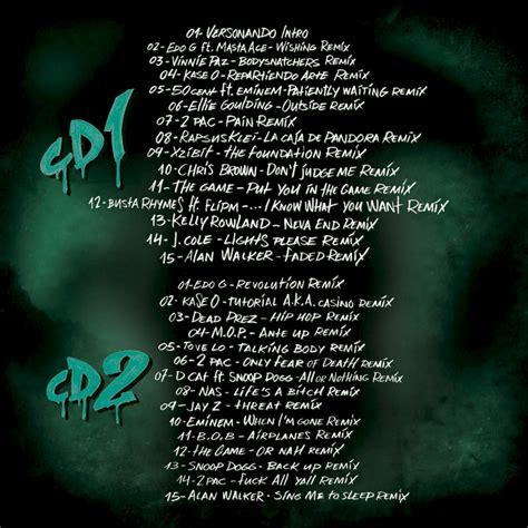 Xinkoa - Versonando » Álbum Hip Hop Groups