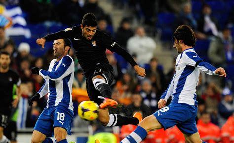 XtremeFutbol Espanyol y Real Sociedad duelo de urgencias ...