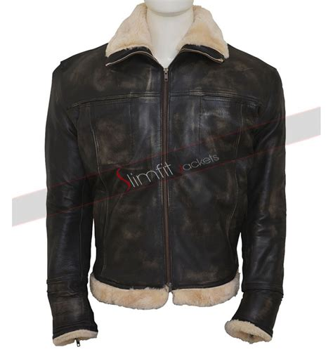 XXX 2002 Vin Diesel  Xander Cage  Fur Leather Jacket