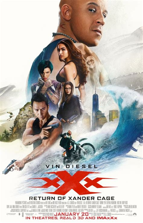 xXx: Return of Xander Cage 2017 free watch in HD on ...