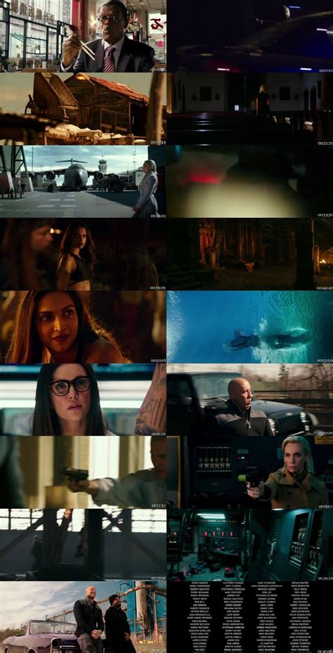 xXx: Return of Xander Cage 2017 Full Movie Hindi Dubbed ...