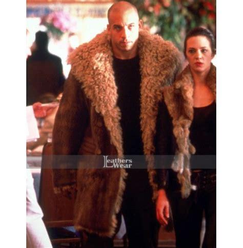 XXX Return Of Xander Vin Diesel  Xander Cage  Jacket