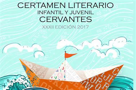 XXXII edición del Certamen Literario Infantil y Juvenil ...