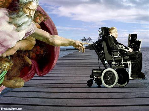 Y el Premio Nobel para Stephen Hawking...?   Taringa!