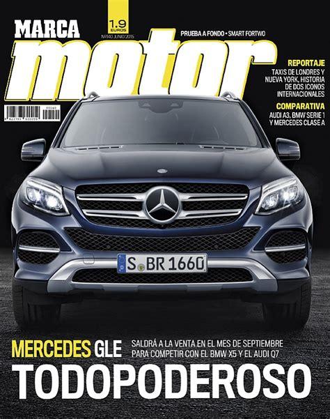 Ya a la venta el número de Junio de Marca Motor   MARCA.com