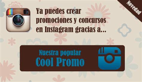 ¡Ya puedes crear promociones en Instagram!