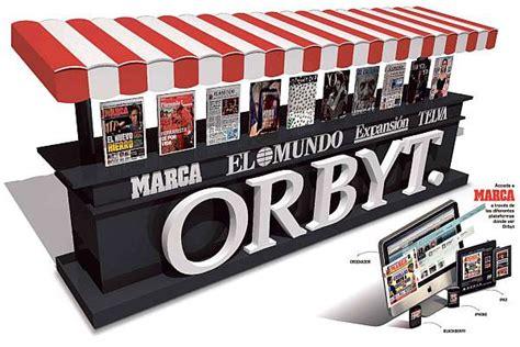 Ya puedes tener MARCA en Orbyt al 50%   MARCA.com
