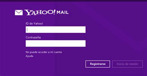 Yahoo correo inicio sesión, crear una cuenta en Yahoo Mail ...