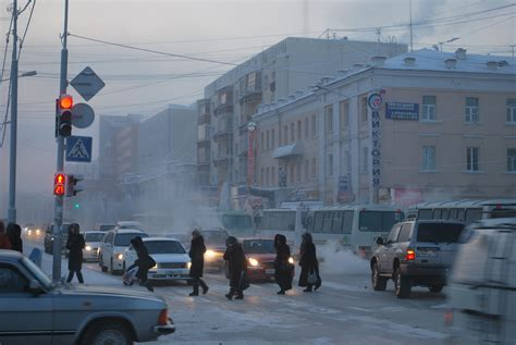 Yakutia – the coldest inhabited place on earth | coldest ...