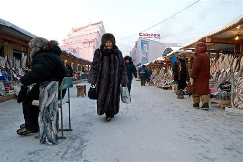 Yakutsk, la ciudad mas fria del mundo en imágenes ...