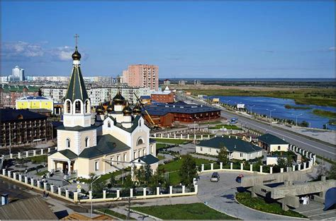 Yakutsk – Sakha Yakutia – Heart of Siberia