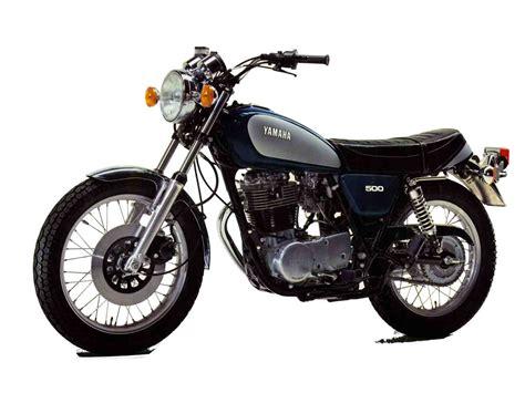 YAMAHA 500 SR - MOTO NEO-RETRO 500cc | 4h10