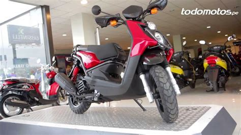 Yamaha BW´s en Perú I Video en Full HD I Presentado por ...