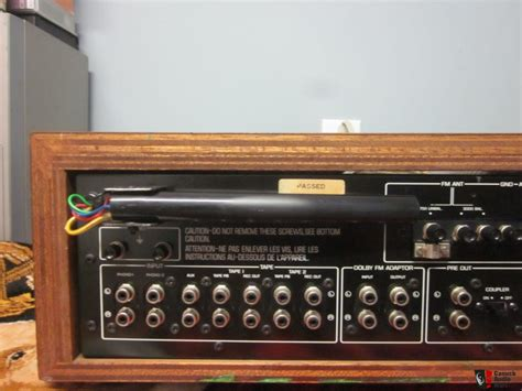 Yamaha cr 2020 stereo receiver Photo #717852   Canuck ...