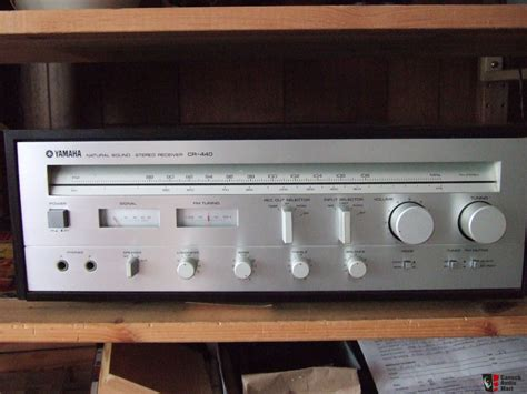 Yamaha CR 440 receiver Photo #1301153   Canuck Audio Mart