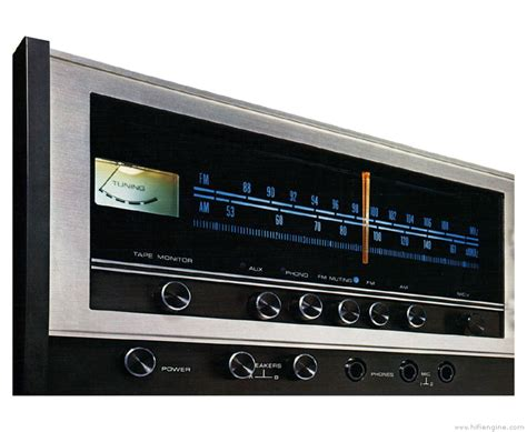 Yamaha CR 700   Manual   AM/FM Stereo Receiver   HiFi Engine