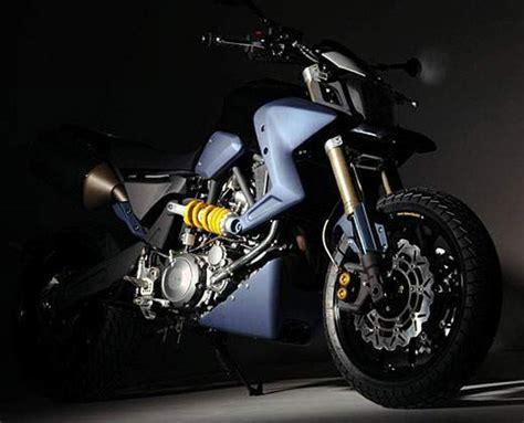 Yamaha MT-03 Café Motard Concept » BikesIndia.org