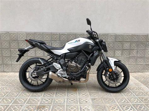 Yamaha MT 07 ABS '17 de ocasión - BC Motos YAMAHA ...