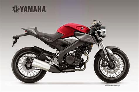 Yamaha MT-125 Café Racer by Oberdan Bezzi - Moto Revue