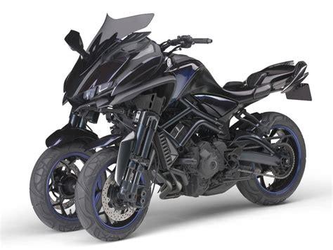 Yamaha MWT 9 – Nova Moto de 3 Rodas deve chegar ao Mercado ...