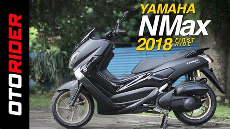 Yamaha NMax 2018 First Ride Review Indonesia | OtoRider ...