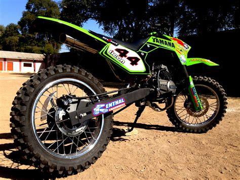Yamaha RXZ dirt bike ~ Dirt-Machine Custom Motorcycles ...