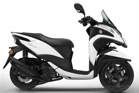 Yamaha Tricity 125 2018 | Precio, Ficha Tecnica, Opiniones ...