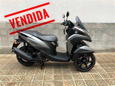 Yamaha TRICITY 125 ABS de ocasión - BC Motos YAMAHA ...