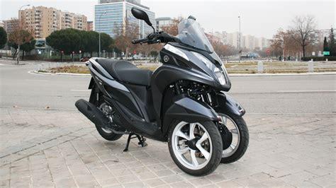 Yamaha Tricity: 125cc y tres ruedas para todos los ...