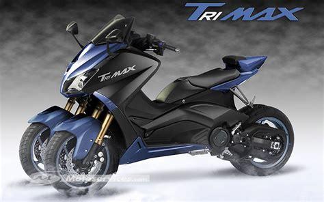 Yamaha : un Tricity ou Trimax 300 en 2019 ? | SCOOTER-DZ