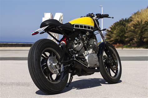 Yamaha Virago XV750 CRSS #9 (Cafe Racer Sspirit) - CafeRaceros