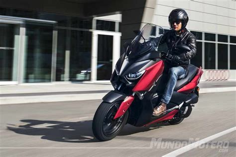 Yamaha X MAX 125 2018 | Precio, Ficha Tecnica, Opiniones