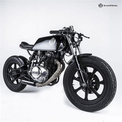 Yamaha XS400 Cafe Racer - 979 Moto #motorcycles #caferacer ...