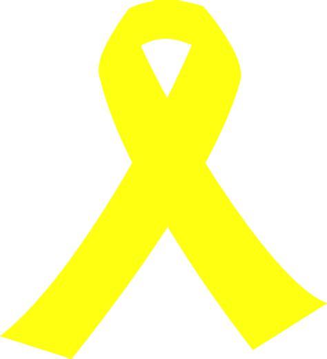 Yellow Ribbon Clip Art at Clker.com - vector clip art ...