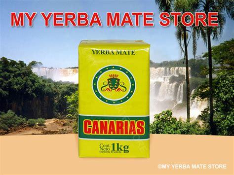 Yerba Mate Canarias is Uruguay s most popular brand