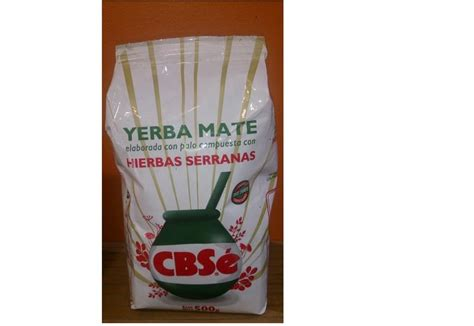 Yerba Mate CBSe - Infusion maté - Achat vente de yerba maté