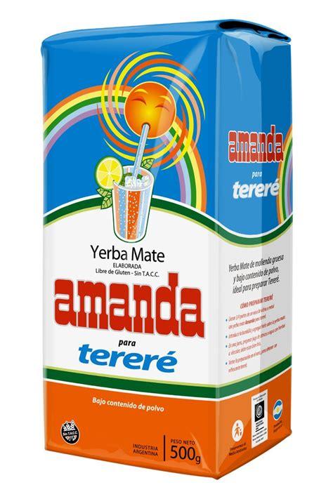 Yerba Mate para Tereré - Yerba Mate Amanda - Tienda
