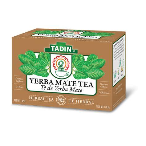 Yerba Mate | TADIN Herb & Tea Co.