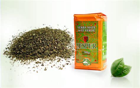 Yerba Mate with Green Tea | Jesper
