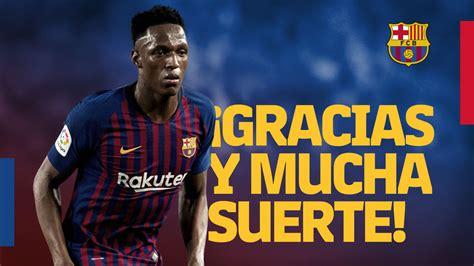 Yerry Mina | Página Oficial FC Barcelona - FC Barcelona