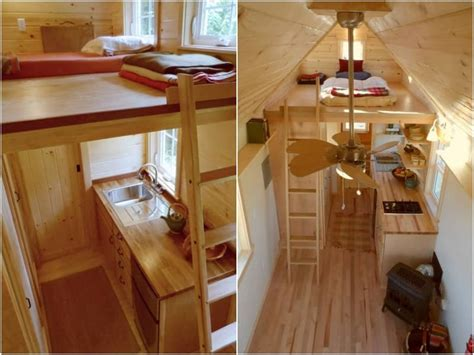Ynez: mini casa de madera fabricada por Oregon Cottage