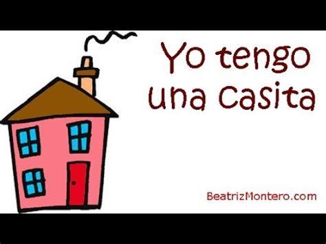 Yo tengo una casita - Canciones infantiles - Preescolar ...