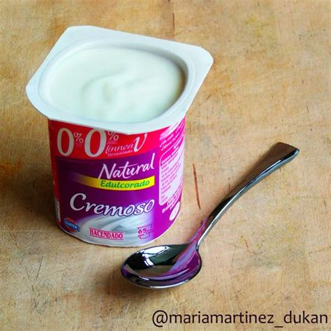 Yogur cremoso 0% grasa sin azúcar añadido, en Mercadona ...