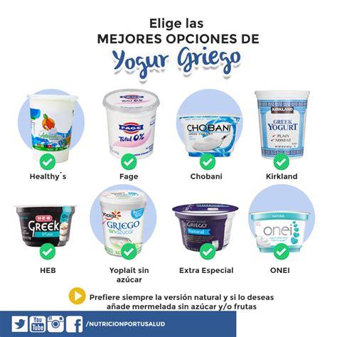 Yogur Griego: Te explico cómo elegir un Yogur griego ...
