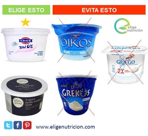 yogurt Archivos   www.eligenutricion.com