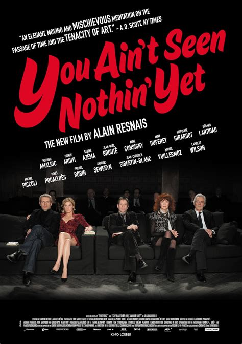 You Ain't Seen Nothin' Yet - Kino Lorber Theatrical