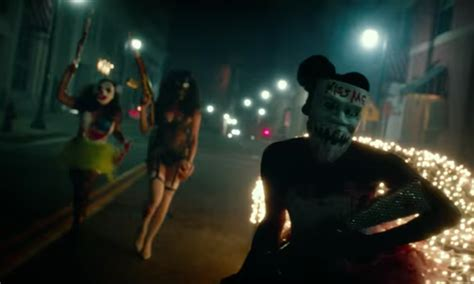 You Can Vote For  The Purge: Election Year  This October ...
