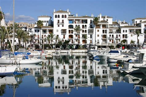 Your Holiday in Duquesa Port, Costa Del Sol. Perfect for ...